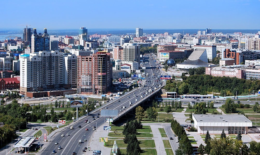 Новосибирск – столица Сибири